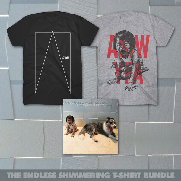 The Endless Shimmering T-Shirt Bundle by And So I Watch You From Afar for sale on hellomerch.com