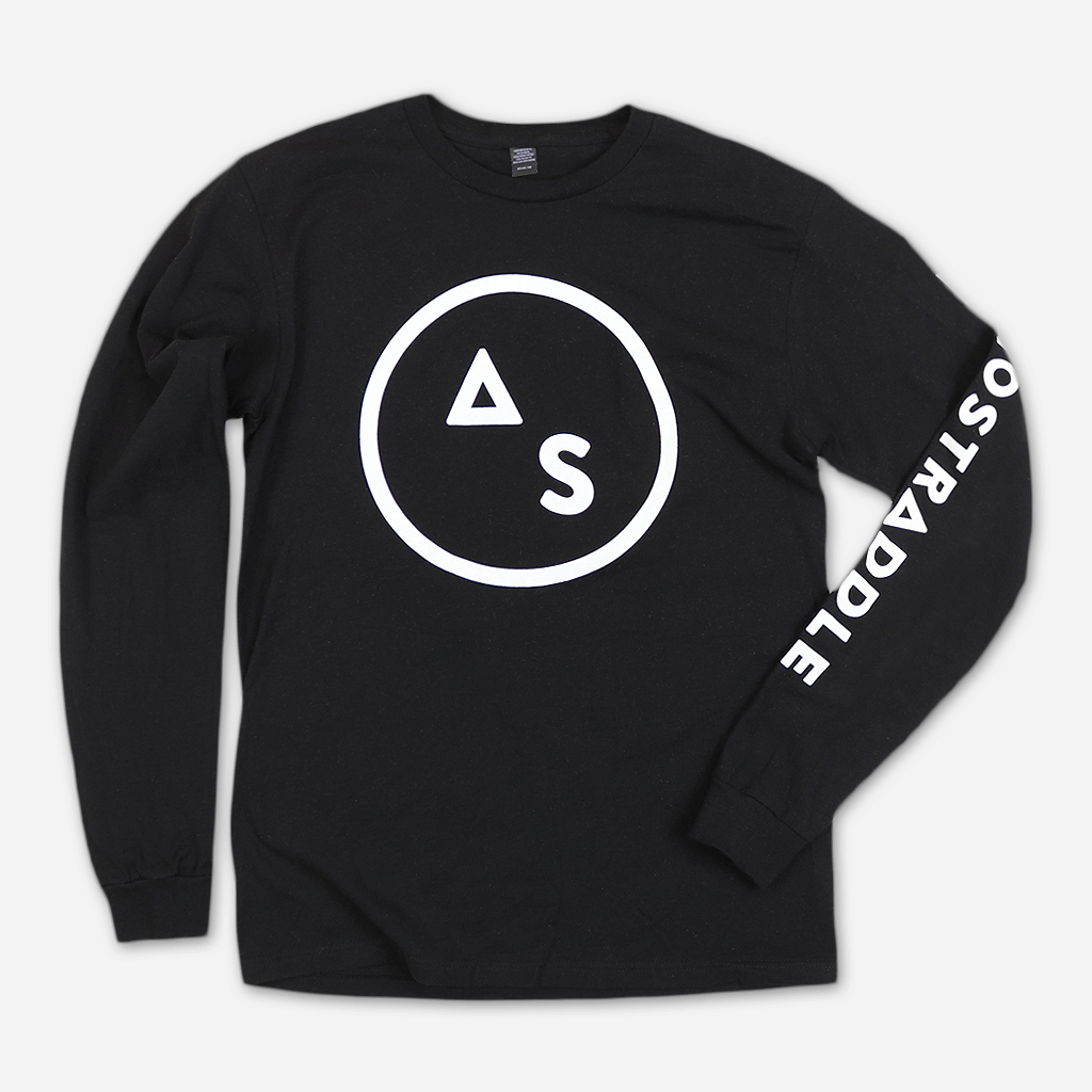 Autostraddle Logo Long Sleeve