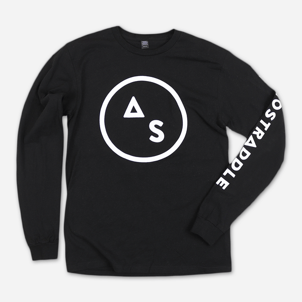 Autostraddle Logo Long Sleeve by Autostraddle for sale on hellomerch.com