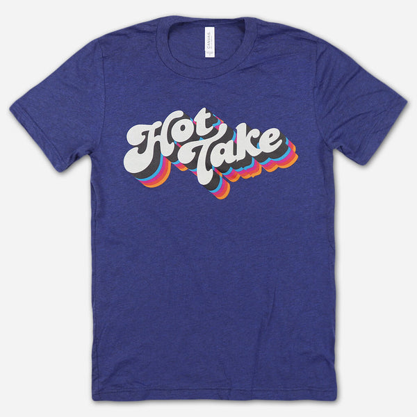 Hot Take Tee by Autostraddle for sale on hellomerch.com