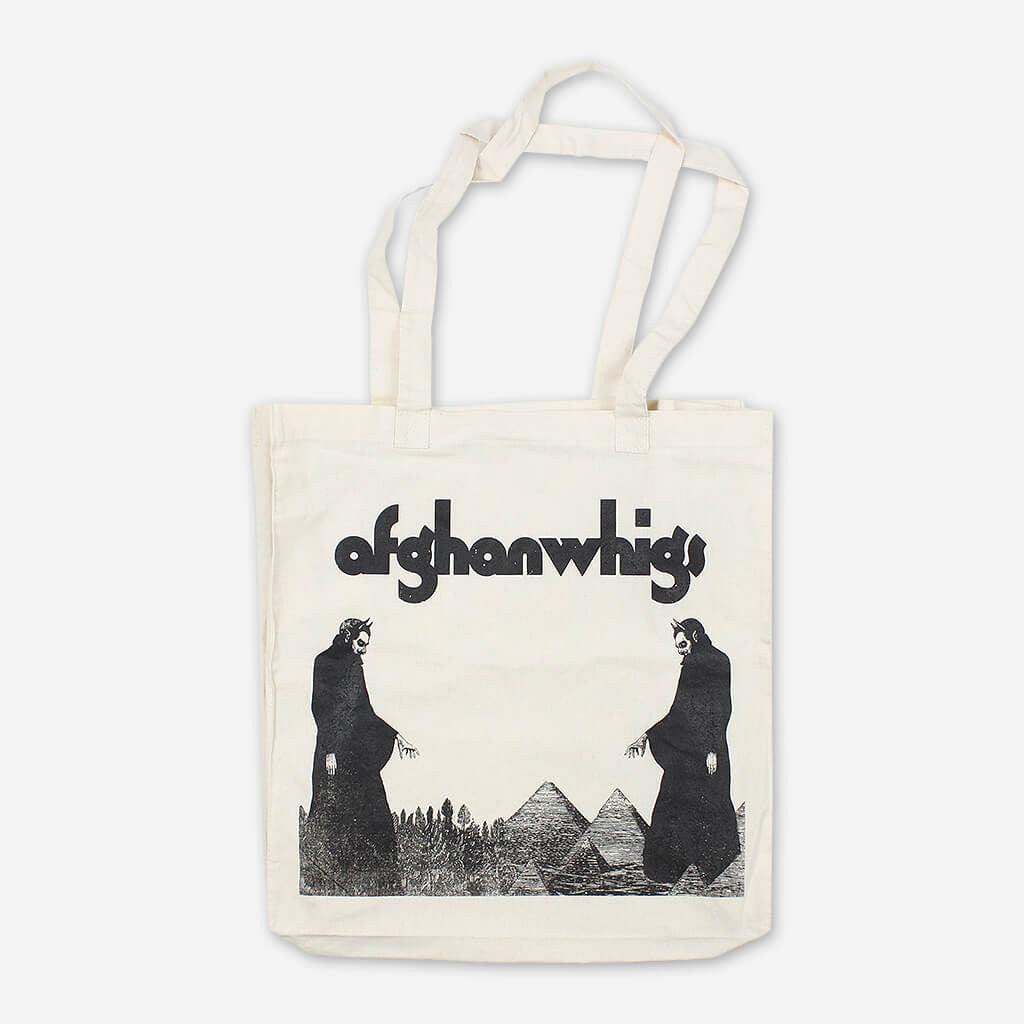Afghan Whigs Demon Tote Bag - Afghan Whigs - Hello Merch