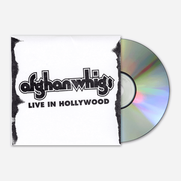 Live In Hollywood CD by Greg Dulli for sale on hellomerch.com