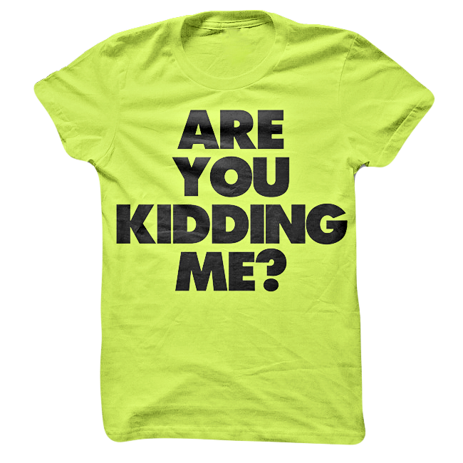 AYKM? (Adult) T-Shirt - Are You Kidding Me? - Hello Merch