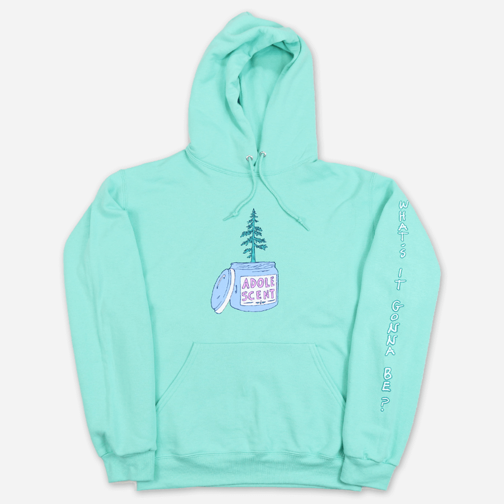 Adole Scent Mint Hoodie
