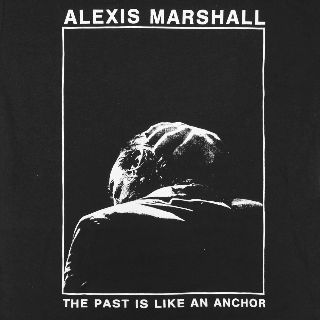 """Anchor"" Alexis Marshall Trilogy Black T-Shirt"