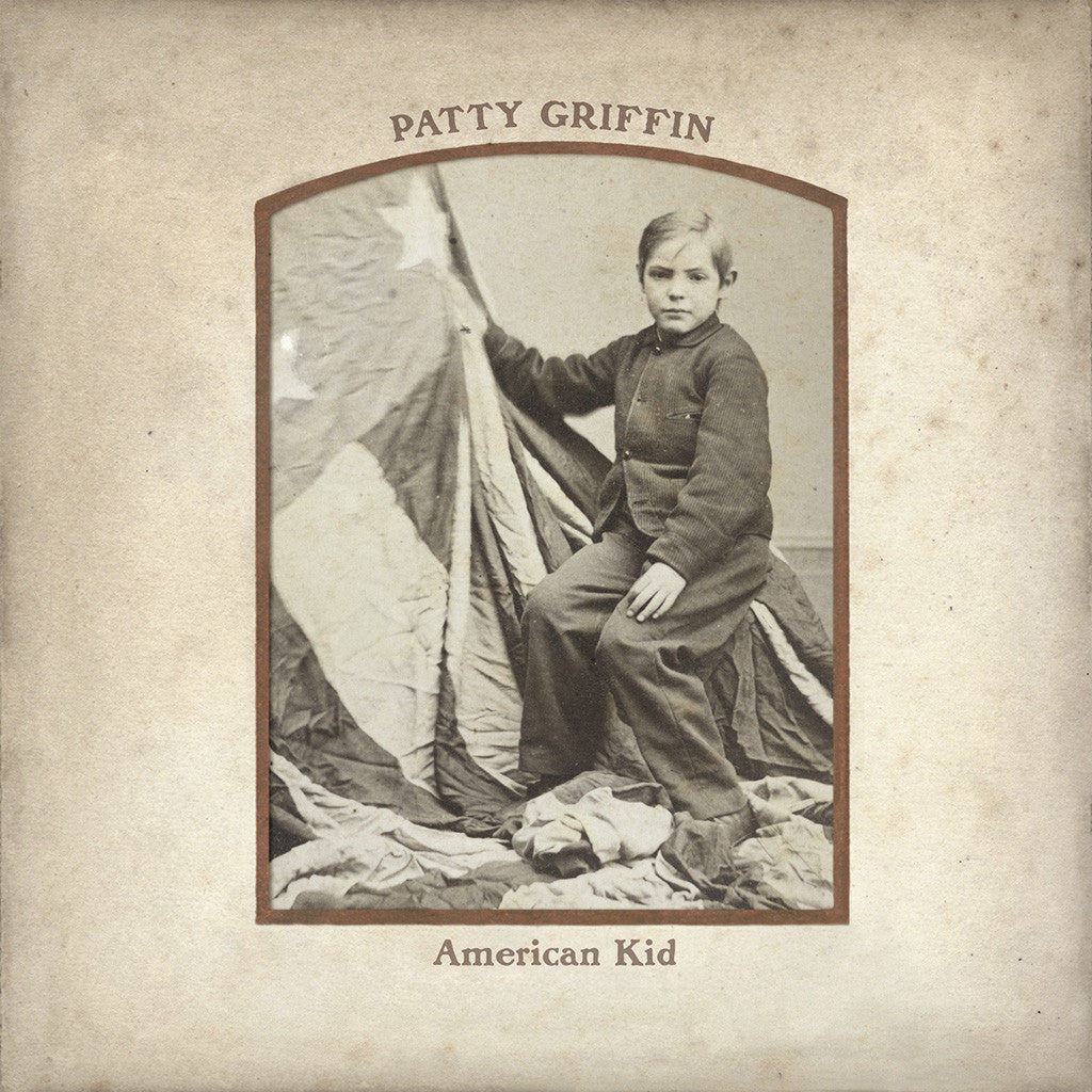 American Kid - Patty Griffin - Hello Merch
