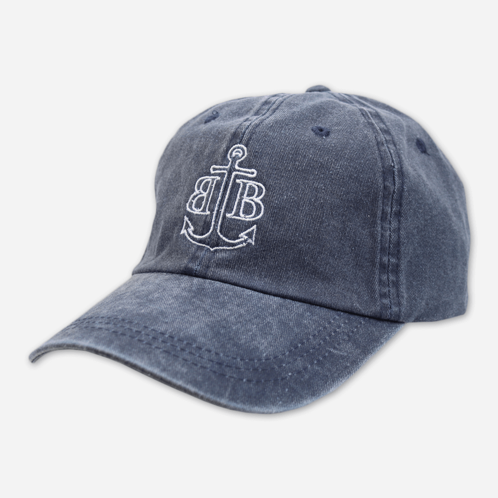 Anchor Twill Adjustable Hat