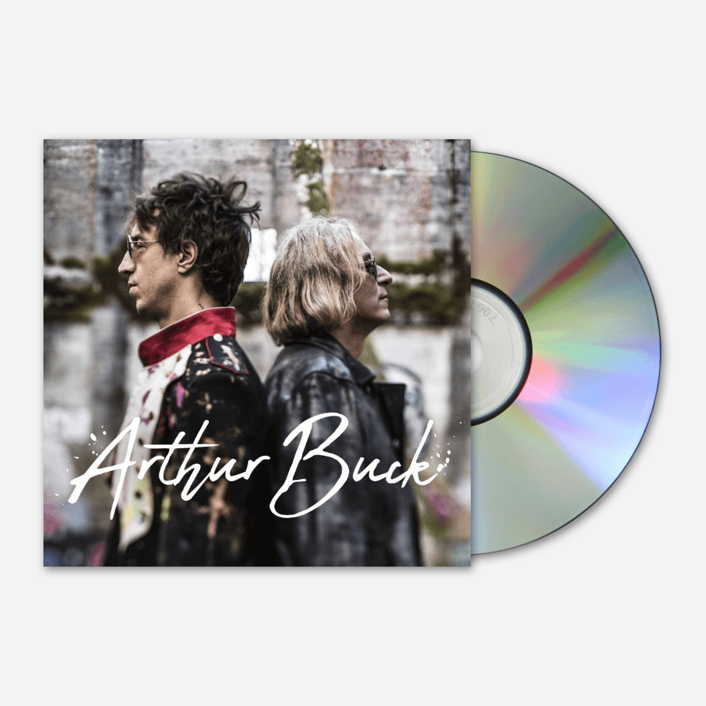 Arthur Buck CD - Joseph Arthur - Hello Merch