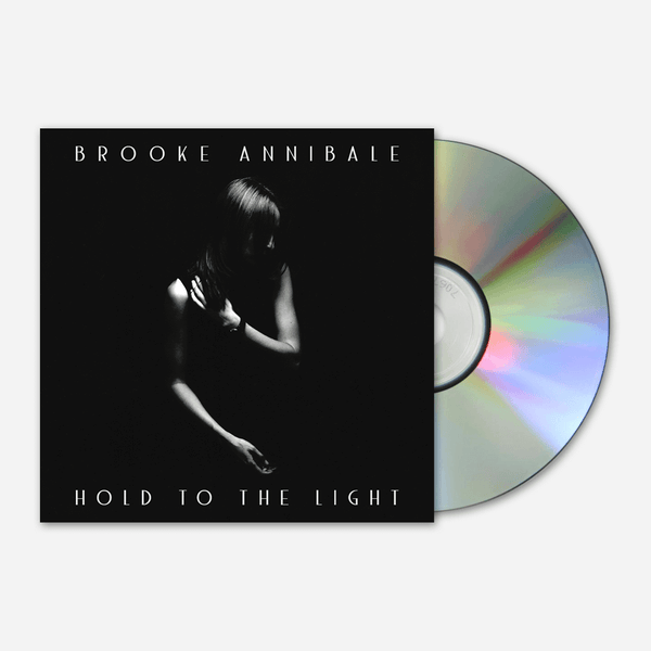 Hold To The Light CD by Brooke Annibale for sale on hellomerch.com
