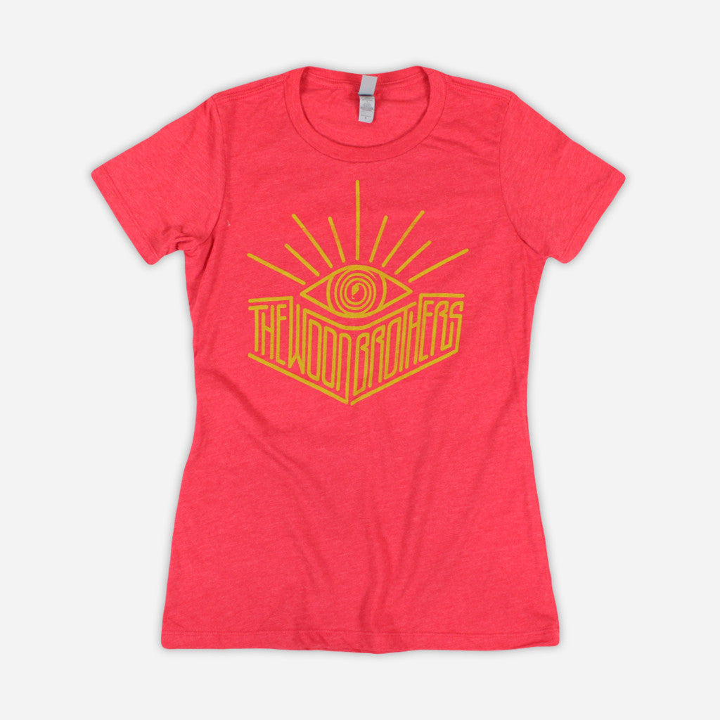 Bright Eyes Red T-Shirt