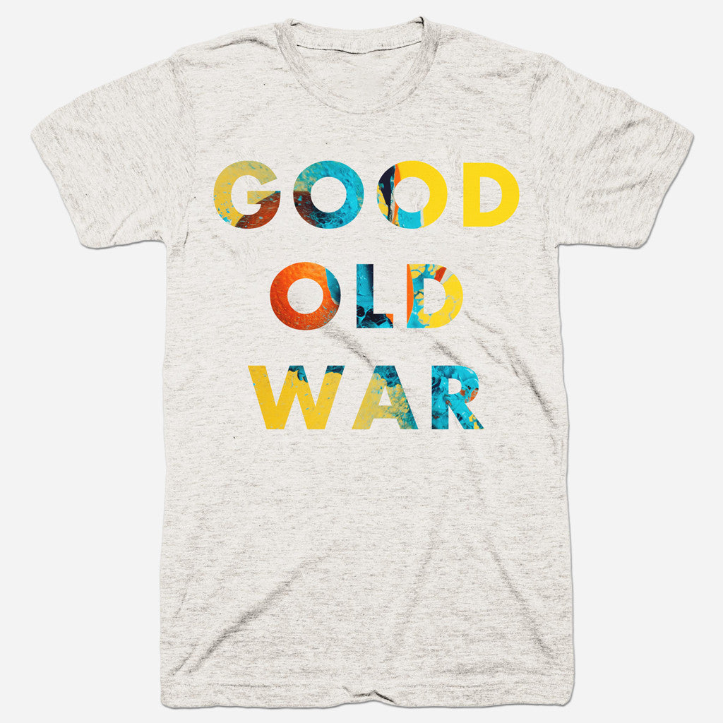 Simple BIBS Oatmeal Tri-Blend - Good Old War - Hello Merch