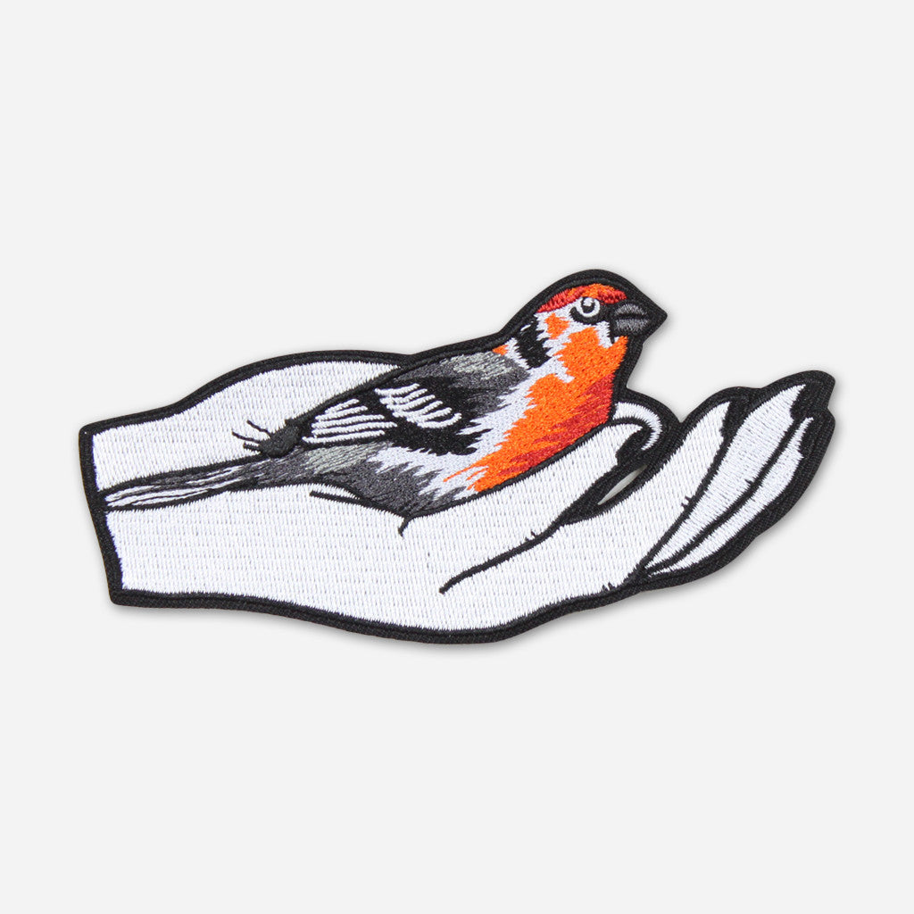 Bird In Hand Patch