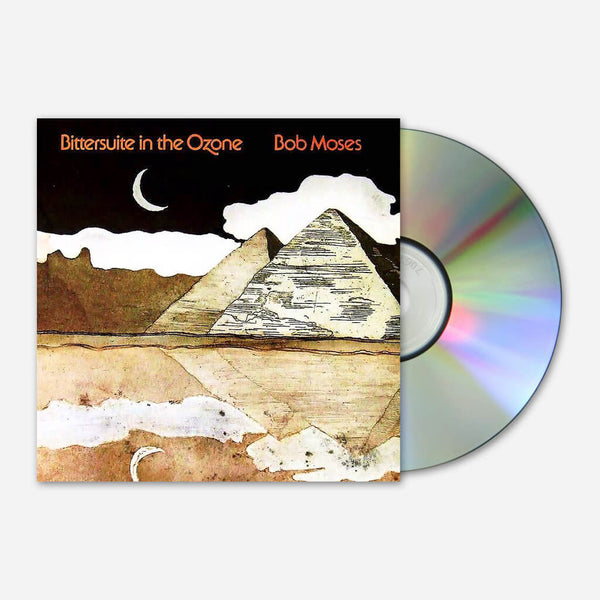 Bob Moses - Bittersuite In The Ozone CD by Billy Martin for sale on hellomerch.com
