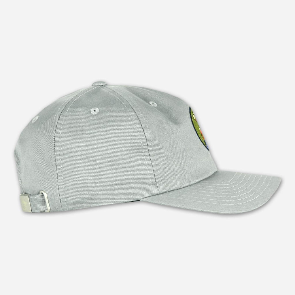 Johnny Chimpo Grey Dad Hat
