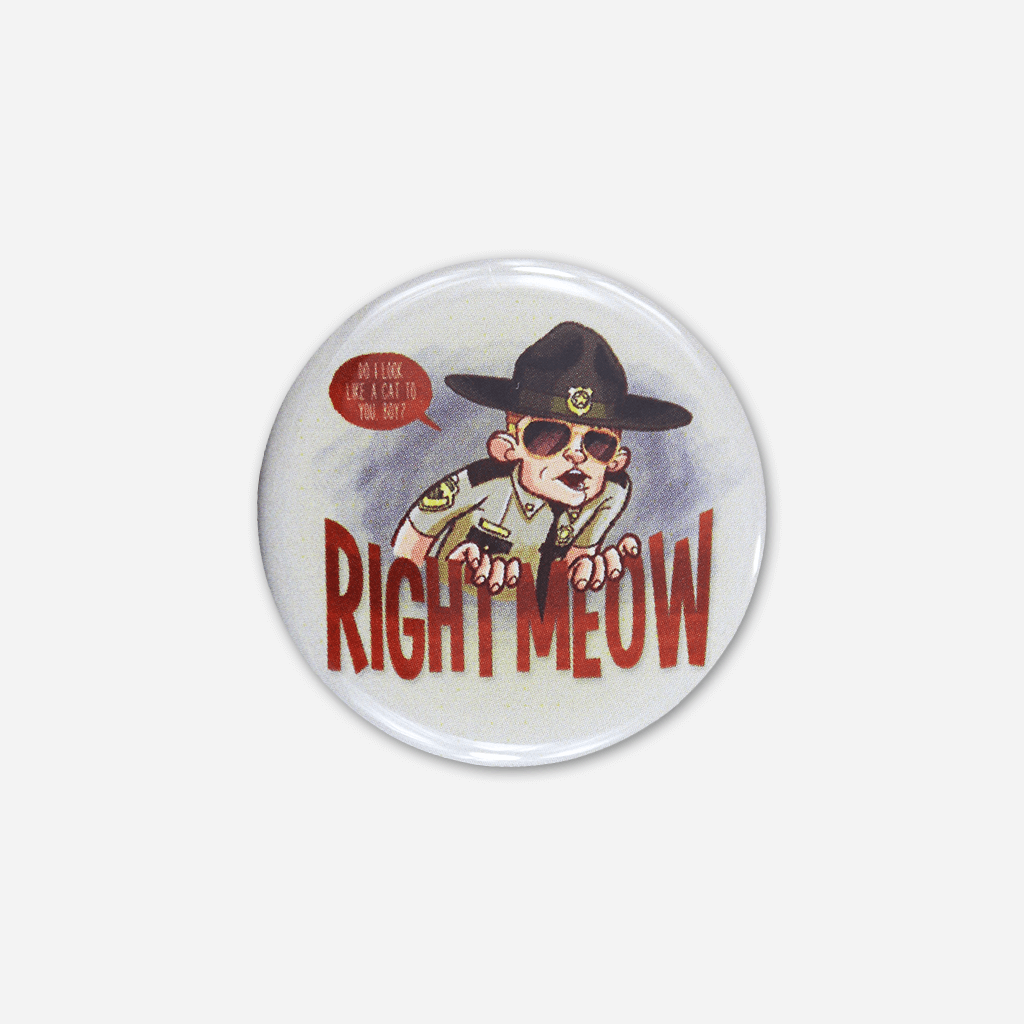 Super Troopers Button Set - Broken Lizard - Hello Merch