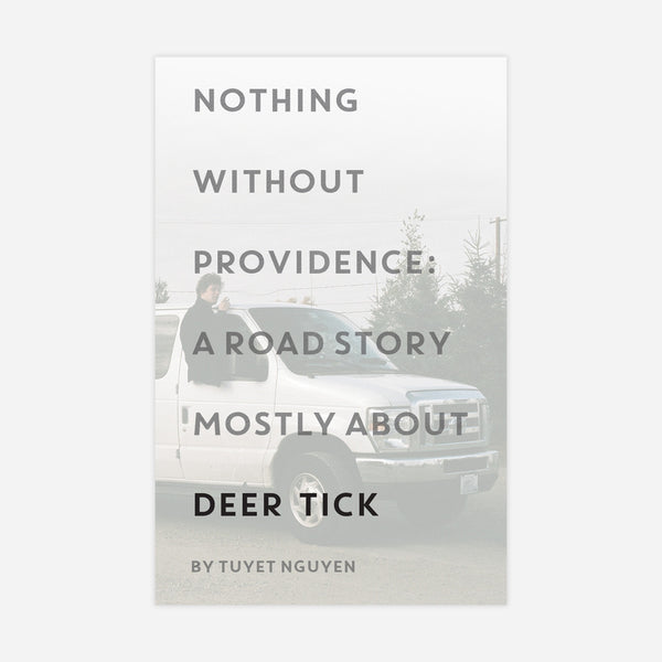 Nothing Without Providence: A Road Story Mostly About Deer Tick by Deer Tick for sale on hellomerch.com