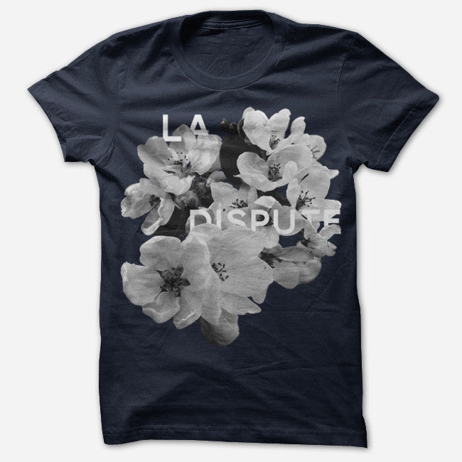 Bouquet Navy T-Shirt