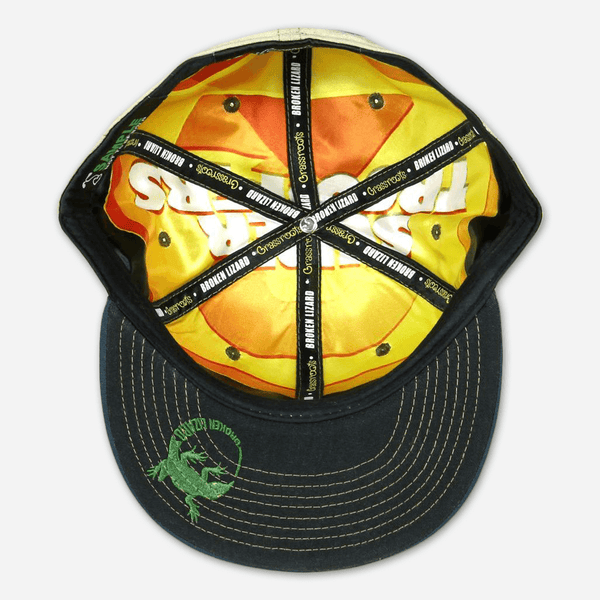 Adebisi Hat: Super Troopers 2 Fitted Hat