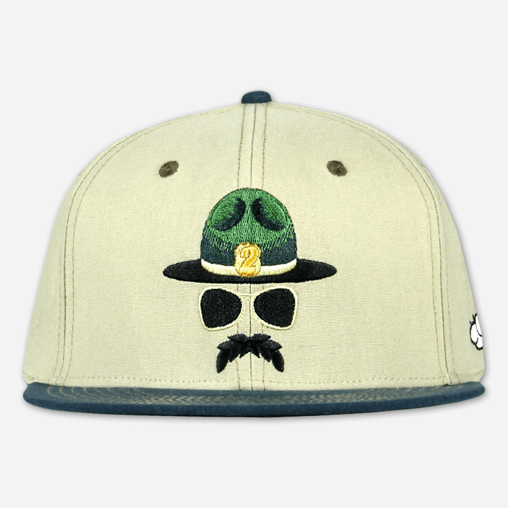 Super Troopers 2 Snapback Hat - Broken Lizard - Hello Merch