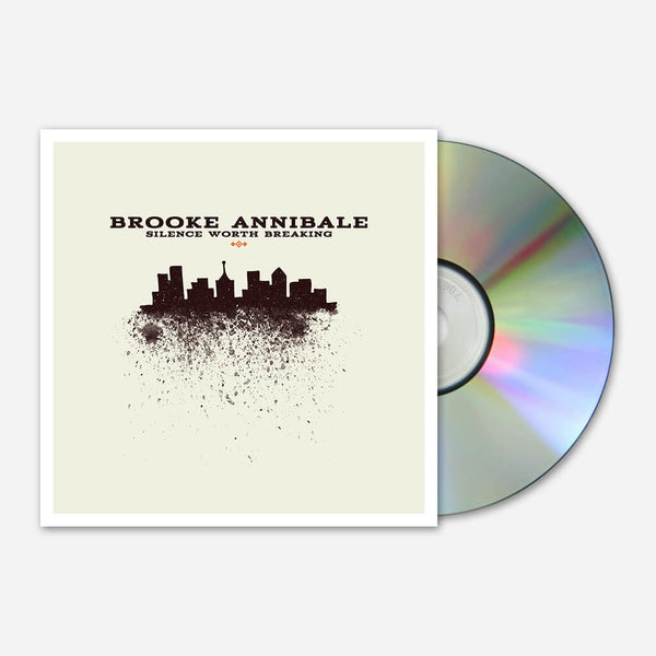 Silence Worth Breaking CD by Brooke Annibale for sale on hellomerch.com