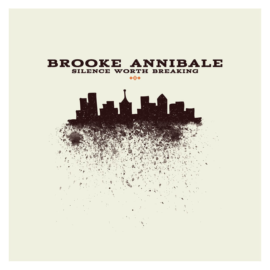 Silence Worth Breaking CD - Brooke Annibale - Hello Merch