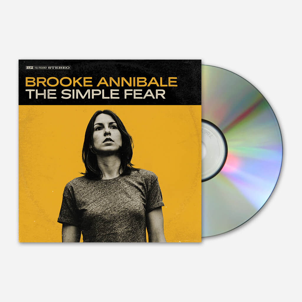 The Simple Fear CD