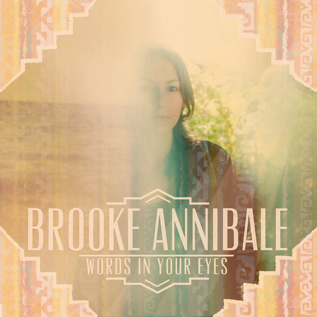 Words In Your Eyes EP CD - Brooke Annibale - Hello Merch