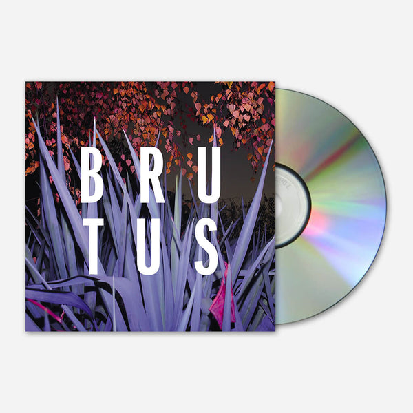 Burst CD by BRUTUS for sale on hellomerch.com