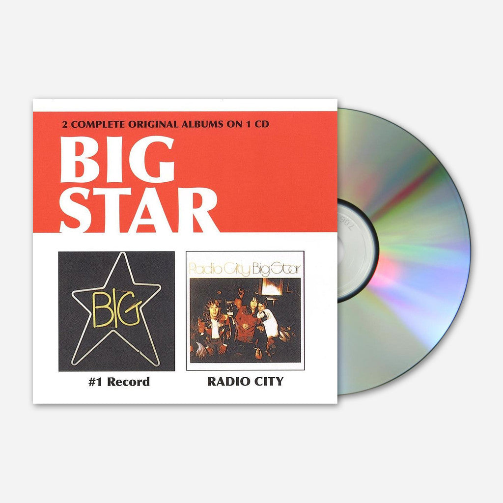 Big Star - Double Album CD - Ardent Music - Hello Merch