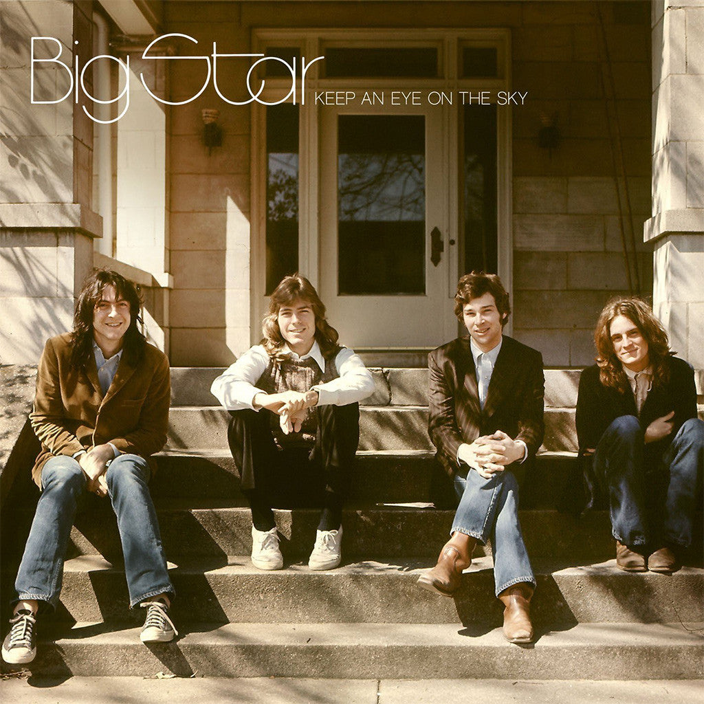 Big Star - Keep An Eye On The Sky 4 CD Box Set