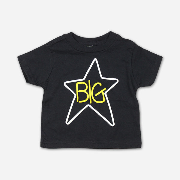 Big Star - Neon Kid's T-Shirt by Ardent Music for sale on hellomerch.com