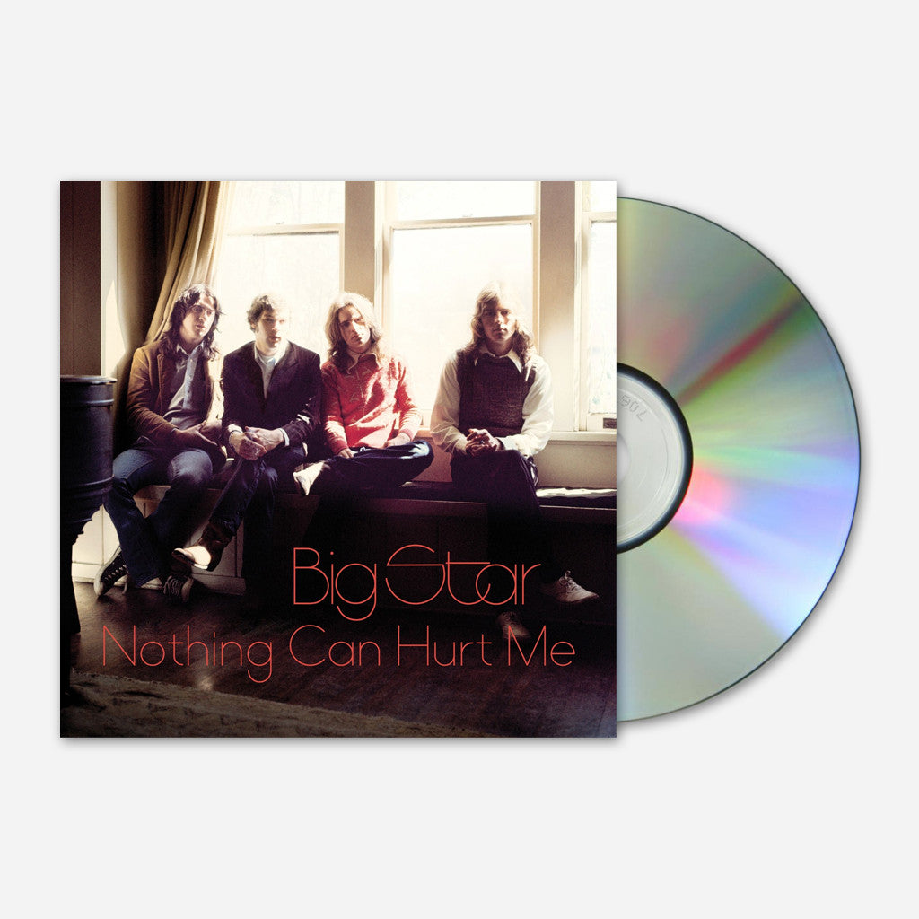 Big Star - Nothing Can Hurt Me CD