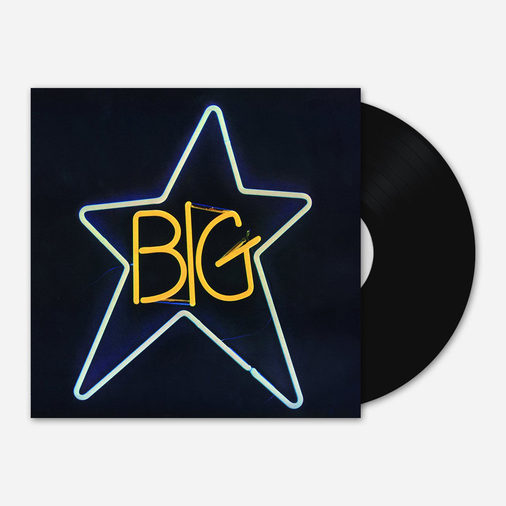 Big Star - #1 Record Vinyl - Ardent Music - Hello Merch