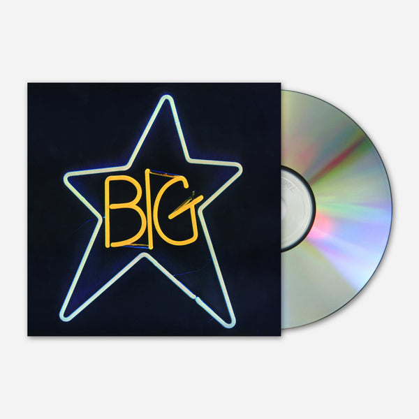 Big Star - #1 Record CD by Ardent Music for sale on hellomerch.com