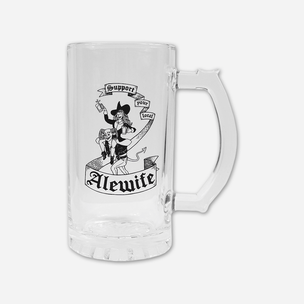 Alewife Beer Stein by Buffering the Vampire Slayer for sale on hellomerch.com