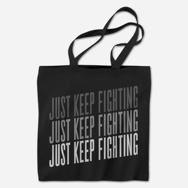 Fighting Tote Bag by Buffering the Vampire Slayer for sale on hellomerch.com