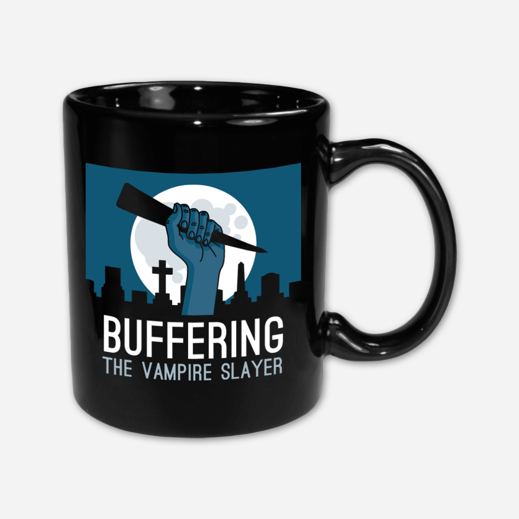 Buffering Logo Mug