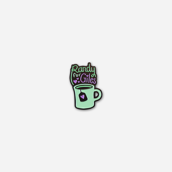 Randy for Giles Soft Enamel Pin by Buffering the Vampire Slayer for sale on hellomerch.com