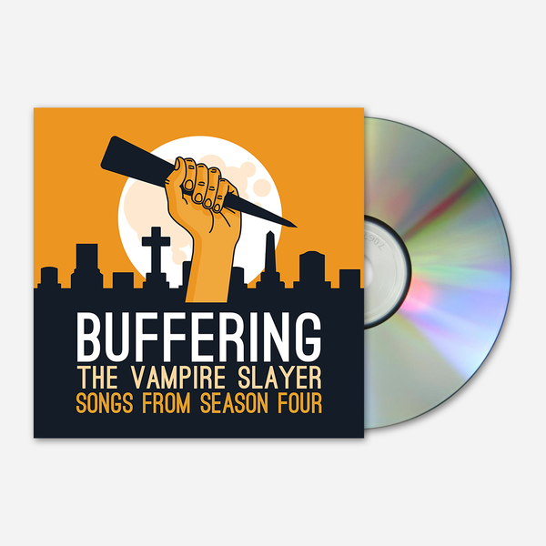 Songs from Season Four CD by Buffering the Vampire Slayer for sale on hellomerch.com