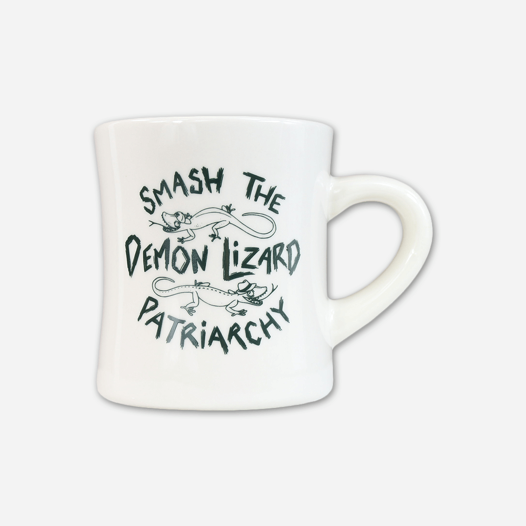 Smash Diner Mug - Buffering the Vampire Slayer - Hello Merch