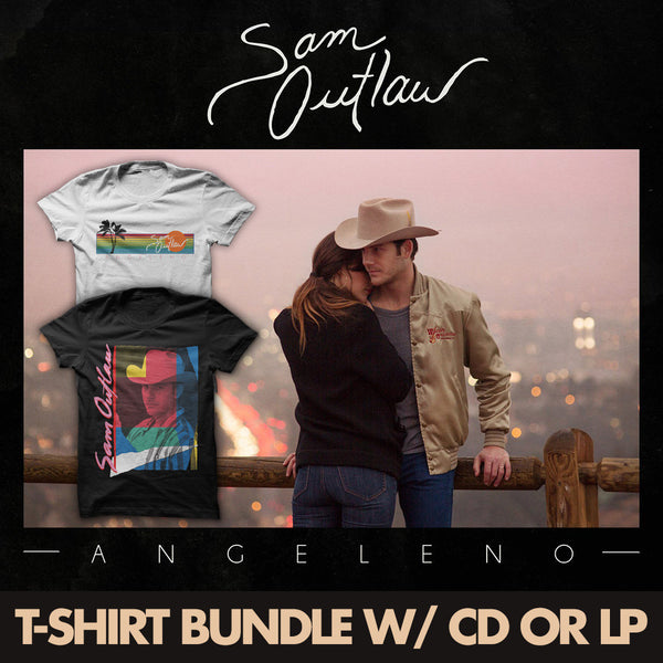 Angeleno T-Shirt Bundle by Sam Outlaw for sale on hellomerch.com