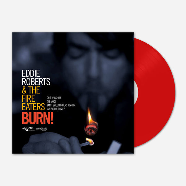Eddie Roberts & The Fire Eaters - Burn! 12