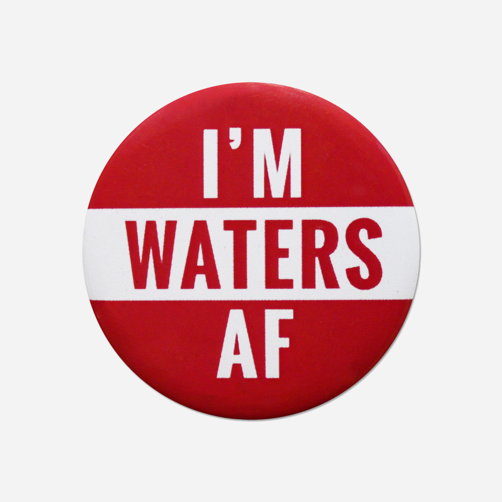 WATERS AF Button