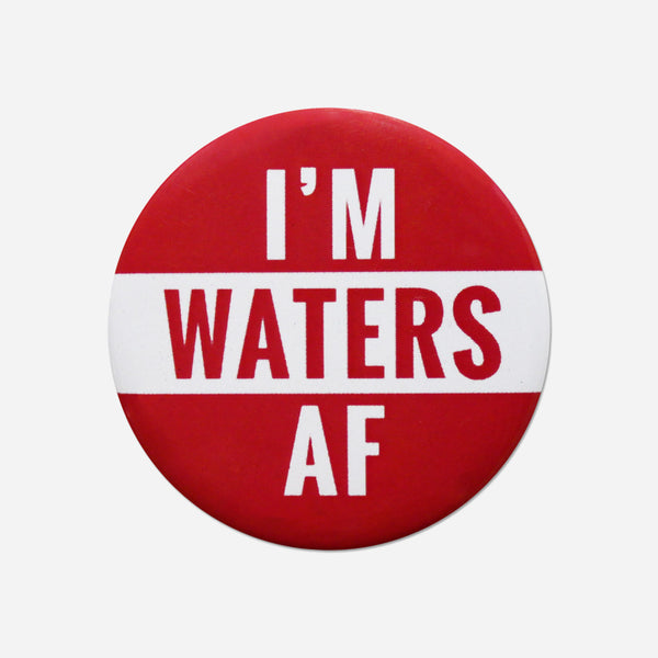 WATERS AF Button by WATERS for sale on hellomerch.com