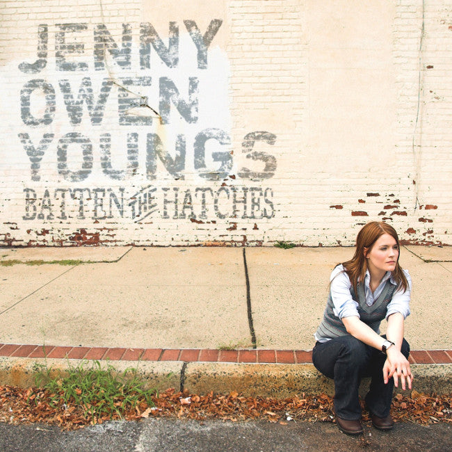 Batten The Hatches CD - Jenny Owen Youngs - Hello Merch