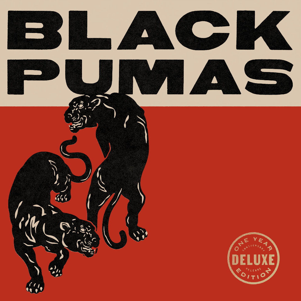 Black Pumas Deluxe Edition Double CD