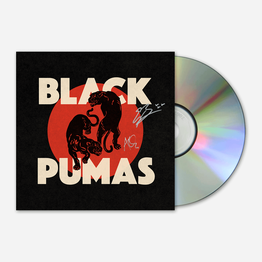 Puma Pack Signed CD Bundle