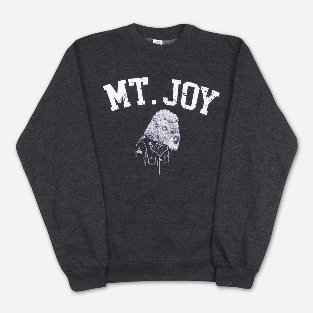 Buffalo Charcoal Sweatshirt