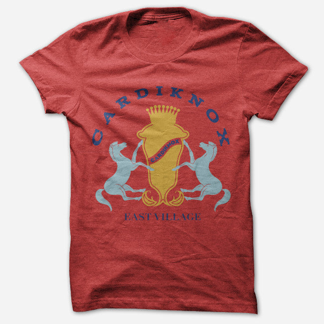 Cardiknox Couture Heather Red T-Shirt