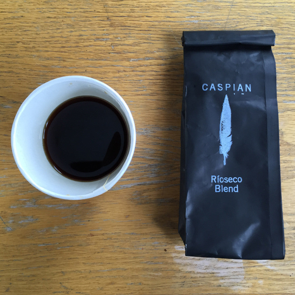 Caspian Coffee [Ríoseco Blend] - Caspian - Hello Merch